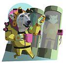 Peter Polar: Cryogenics Engineer by Kyle Armstrong