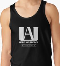 U.A. High Plus Ultra logo - (My Hero Academia, Boku no Hero Academia, BNHA) Tank Top