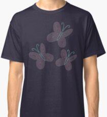 Ornate Fluttershy Cutie Mark Classic T-Shirt
