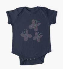 Ornate Fluttershy Cutie Mark Kids Clothes