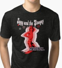 Iggy & The Stooges Shirt Tri-blend T-Shirt