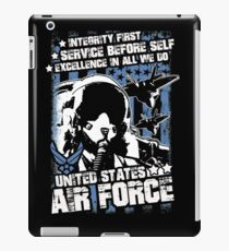 AIR FORCE iPad Case/Skin