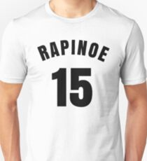 Megan Rapinoe - 15 Slim Fit T-Shirt
