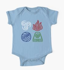 Four Elements Minimalist Kids Clothes