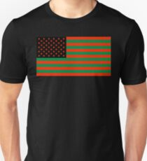 Pan-African American Flag 1 T-Shirt