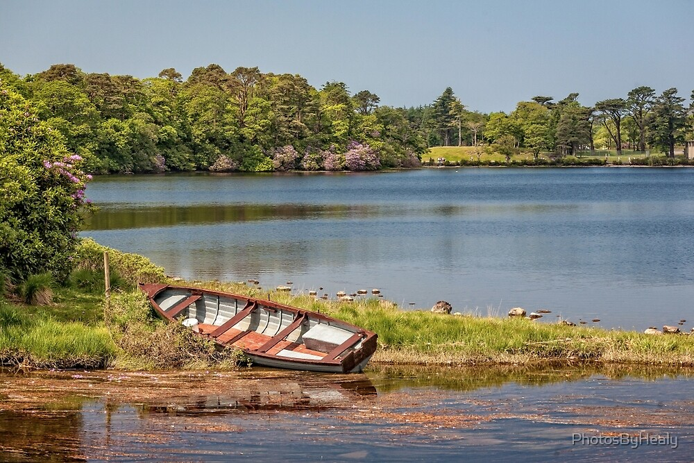 Kylemore Lake by PhotosByHealy