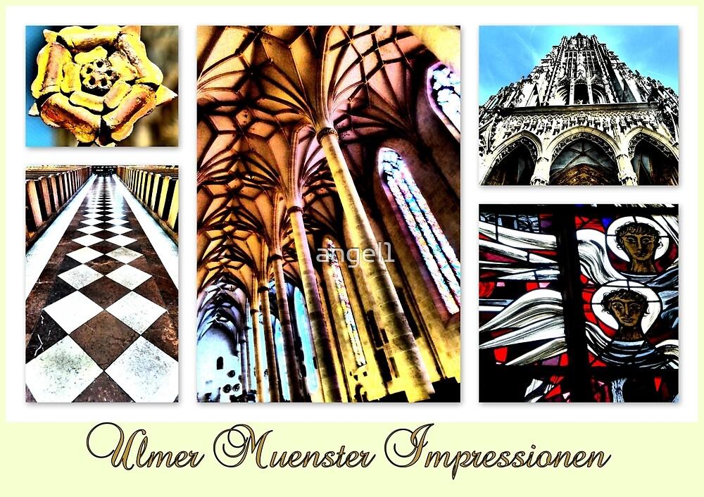 Ulmer Muenster Impressionen by ©The Creative  Minds