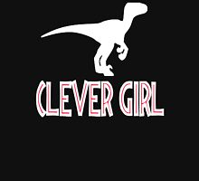 Jurassic Park Quote - Clever Girl Unisex T-Shirt