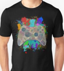 Painted Xbox 360 Controller T-Shirt