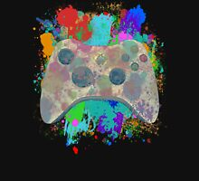 Painted Xbox 360 Controller Unisex T-Shirt