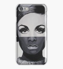 Twigster - Acrylic Abstarct Portrait iPhone Case/Skin