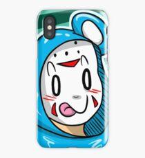 H2O Delirious Bubbly Bear (alternate) iPhone Case