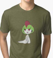 Ralts Pokemon Tri-blend T-Shirt