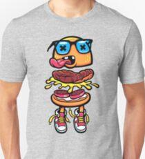 Nerd Burger For Nerd People Unisex T-Shirt