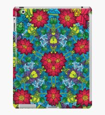 Psychedelic LSD Trip Ornament 0012 iPad Case/Skin