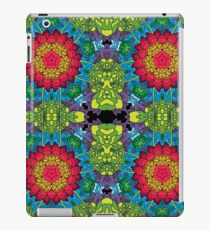 Psychedelic LSD Trip Ornament 0013 iPad Case/Skin