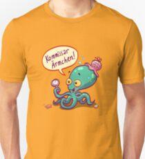 Kommissar Ärmchen Unisex T-Shirt