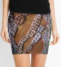 Bubble Art Mini Skirt