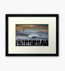 Day of the Beast 6.6.2016 Framed Print
