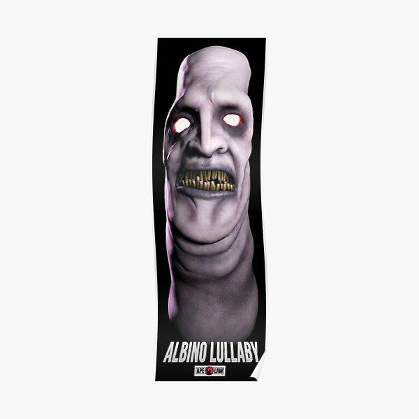 """Albino Poster - """"Big Jim"""" Poster"""
