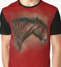 Shire Horse Graphic T-Shirt