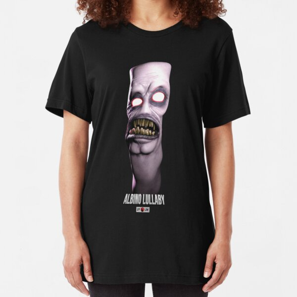 """Albino Lullaby - """"Cornelius"""" - Official Clothing Slim Fit T-Shirt"""