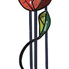 Mac Rose by Ruud van Koningsbrugge