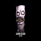 "Albino Lullaby - ""Cornelius"" - Official Duvets by ApeLaw"