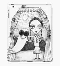 Odie and Wednesday  iPad Case/Skin