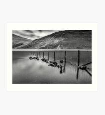 Lake District Tranquility Art Print