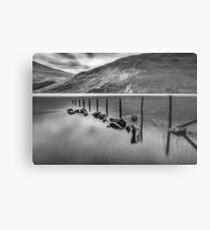 Lake District Tranquility Metal Print