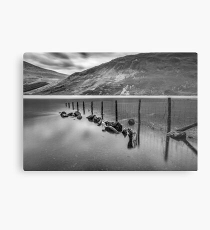 Lake District Tranquility Metal Print
