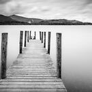 Lake District Jetty by Patricia Jacobs DPAGB BPE4