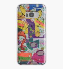 Key Bump Samsung Galaxy Case/Skin