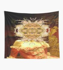 Alien Party Wall Tapestry