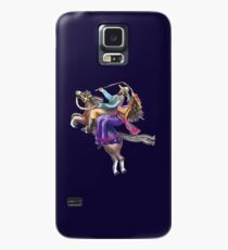 Captain Thunderbolt and His Mrs. Case/Skin for Samsung Galaxy