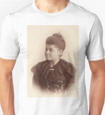Potrait von Ida B. Wells von Mary Garrity (1893) Slim Fit T-Shirt