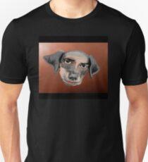 Dog/Human Morph Unisex T-Shirt