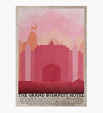 Budapest Hotel Photographic Print