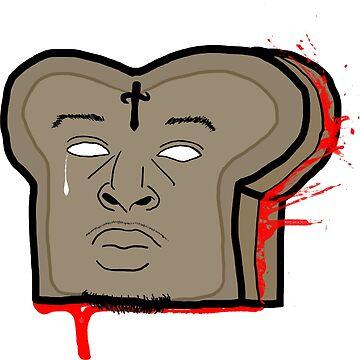21 Sandwich - No Text by JuicySchinken