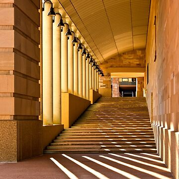 Hallowed Corridors of Bond University by flexigav