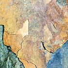 Mineral Abstract by Christina Rollo