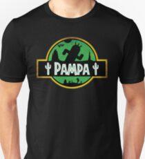 <FINAL FANTASY> Pampa Jurassic Park Style T-Shirt