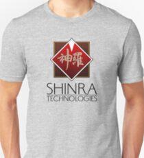 <FINAL FANTASY> Shinra Technologies Unisex T-Shirt