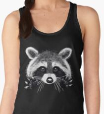 Little raccoon buddy Women's Tank Top