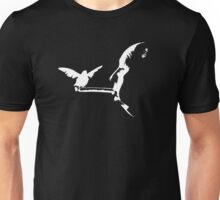Hitch Bird Unisex T-Shirt