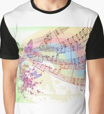 Musical notes - Note Musicali Graphic T-Shirt