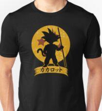 Kakarott Crest Slim Fit T-Shirt