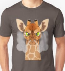 Vaping Giraffe Unisex T-Shirt