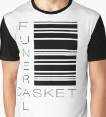 Funeral Casket - Codex Graphic T-Shirt
